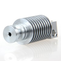 All metal short-distance J-head for bowden extruder