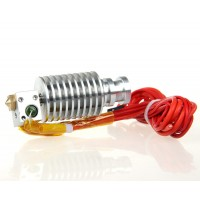 Metal short-distance J-head with cable for bowden extruder